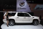 Обзор нового Cadillac Escalade 2014
