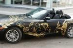 Преображение автомобиля при помощи виниловых пленок