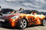Оклейка автомобиля карбоновой плёнкой